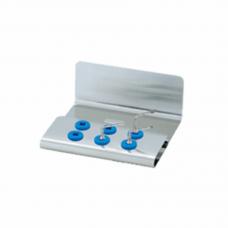 Kit Elevador Alveolar para Implante SEIOS Met. CRISTAL NSK